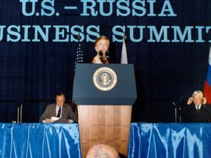 US-Russia Business Summit, 1992