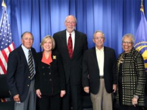 Reunion of original Consumer Product Safety Commissioners, 2012