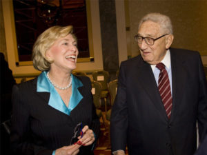 ECNY with Henry Kissinger, 2007