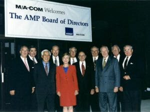 AMP Board of Directors, 1993