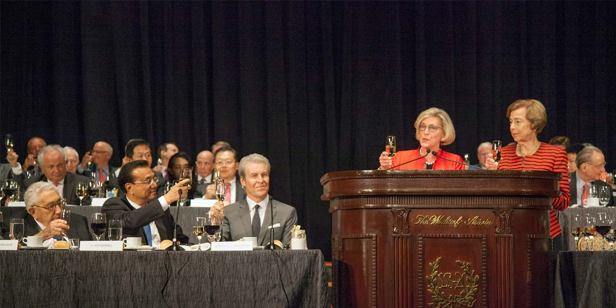 ECNY, NCUSCUR, and USCBC Event celebrating China Premier Li Keqiang, 2016